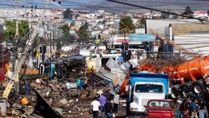A un año del tsunami en Chile: damnificados de Baquedano siguen viviendo en carpas