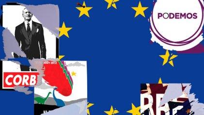 """Podemos y el """"fenómeno Corbyn"""": apuntes sobre la izquierda europea"""