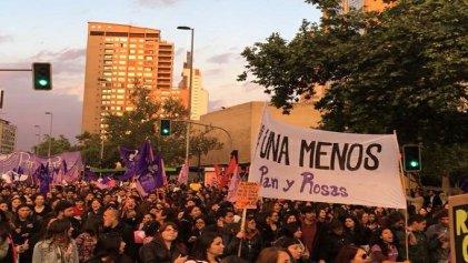 El #NiUnaMenos también se sintió en Arica