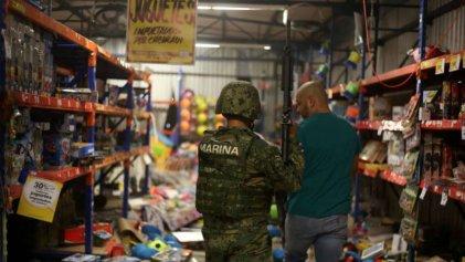 Más de 600 detenidos a seis días de la implementación del 'gasolinazo'
