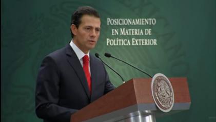 Peña Nieto se prepara a negociar ritmo de deportaciones y aumento de la explotación laboral