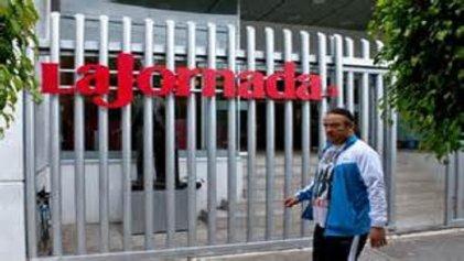 Trabajadores de La Jornada emplazan a huelga para el 1 de abril