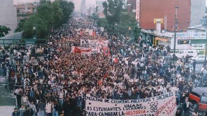 Muros y susurros, documental independiente sobre la huelga de la UNAM