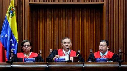 El Tribunal Supremo de Justicia de Venezuela asume competencias del Parlamento