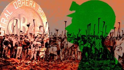 Hace 65 años triunfaba la insurrección obrera en Bolivia