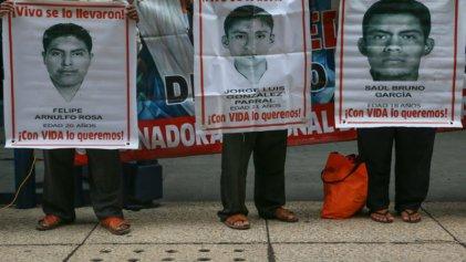 Pruebas de tortura en caso Ayotzinapa desmienten verdad histórica