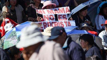 Ola de protestas conmociona Cusco