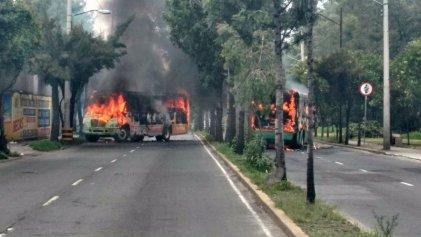 Militarización de Tláhuac en imágenes