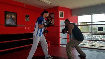 """Boxeo: """"el Principito"""" Witt, un campeón en tierras aztecas"""