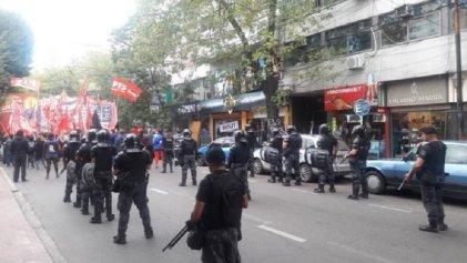 """Mendoza: el Ministerio Público Fiscal explicó su """"pensamiento penal"""" para criminalizar la protesta"""