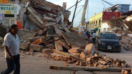 Oaxaca y Chiapas, los más afectados por el terremoto