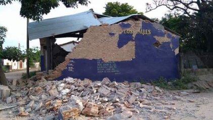 A cuatro días del sismo, incuantificables daños en Oaxaca y Chiapas