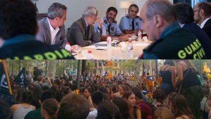 La comunidad educativa catalana responde a la represión del Estado