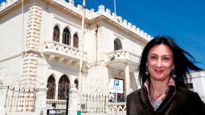 Condena Internacional al asesinato de periodista que investigó Panamá Papers