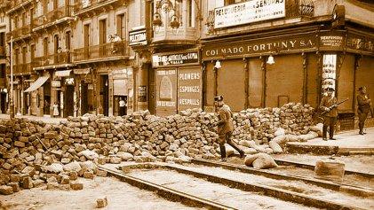 La autodeterminación de Catalunya y la historia de la Revolución española
