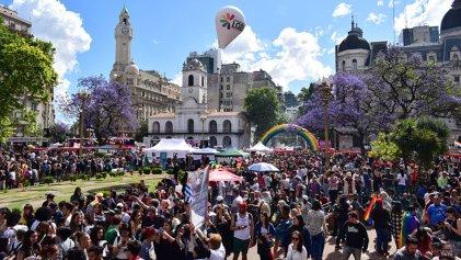 Marcha del Orgullo: miles en las calles contra el protocolo de Bullrich