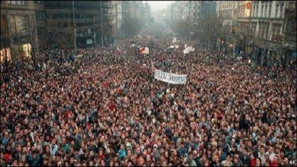 Checoslovaquia: La revolución de Terciopelo