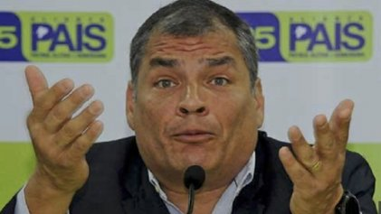 Rafael Correa vuelve a Bélgica con dudas sobre su futuro político