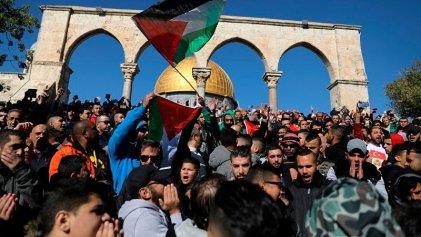Jerusalén es el lugar donde el apartheid es más profundo para los palestinos