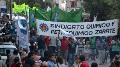 Despidos en Bunge: las empresas comienzan el ataque al convenio químico