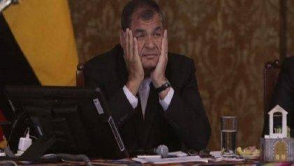 Con algarabía empresarial, referéndum en Ecuador pone fin a aspiraciones presidenciales de Correa