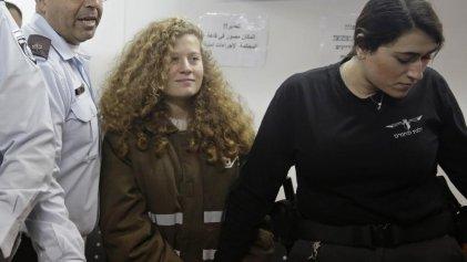 Día de juicio contra Ahed Tamimi, símbolo de resistencia palestina