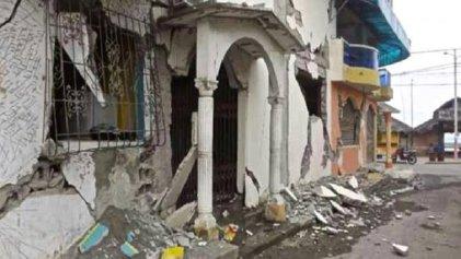 Fuertes sismos con epicentro en Pinotepa Nacional, Oaxaca