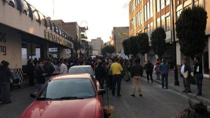 Imágenes del sismo: de Oaxaca a la Ciudad de México