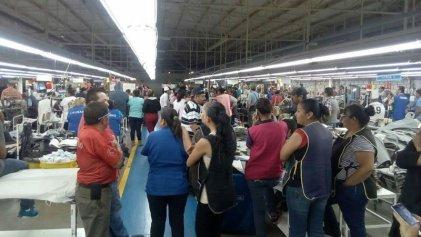 México: pese a la represión, continúa ocupación de maquila en Durango