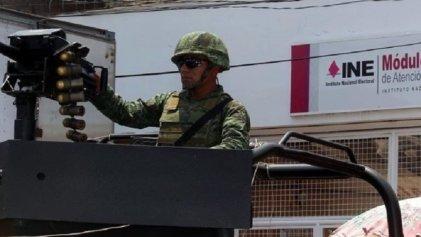 Elecciones 2018: las más violentas en el último siglo en México