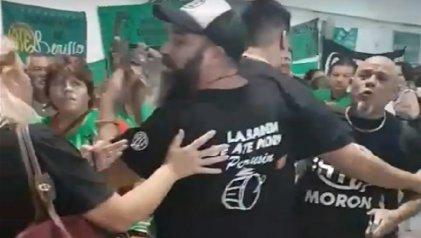 Patota de ATE Morón dejó a una trabajadora gravemente herida en pleno congreso del sindicato