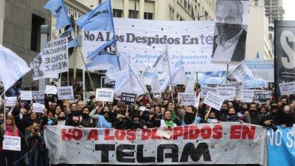 Télam: denuncian aprietes judiciales del macrismo para volver a despedir