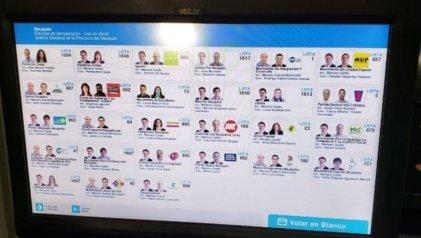 Muchas colectoras, pocas propuestas en las elecciones municipales de Neuquén