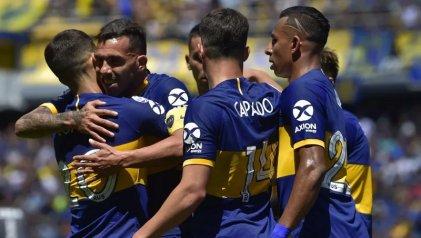 Superliga: fecha 12 con un Boca recuperado pero con Argentinos y Lanús punteros
