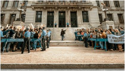 El juicio de los 7 de Chicago: las ideas al banquillo