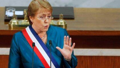 ¿El último aliento del Gobierno de Bachelet?