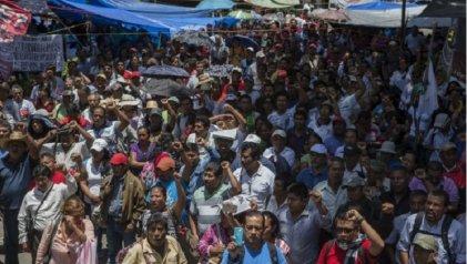 Sindicato convoca a 83.000 maestros de Oaxaca a brigadas de ayuda por terremoto