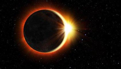 Martes de #EclipseSolar: ¿qué se va a ver en esos dos minutos y medio desde Argentina?