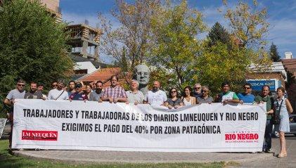 Trabajadores de prensa de Río Negro y Neuquén convocan a radio abierta