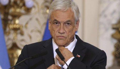 Piñera: el gerente general de ese negociado llamado Chile