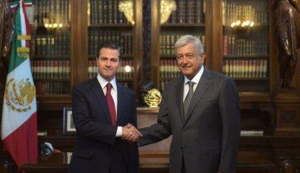 López Obrador se reunió con Peña Nieto: acuerdos para un nuevo TLCAN