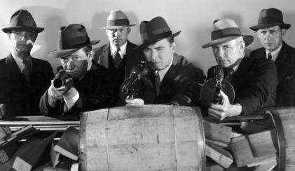 Jugando a los gangsters: los ganadores de una semana de furia