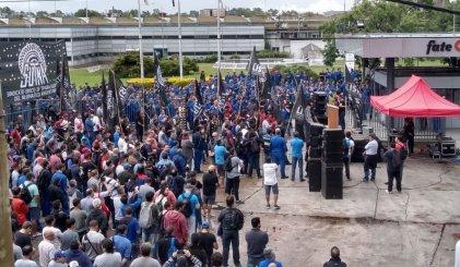 Fate: gran asamblea y corte del Acceso Tigre muestran ganas de luchar