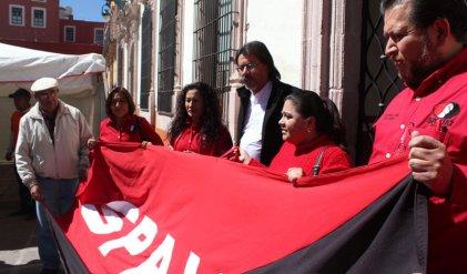 Estalla Huelga en la Universidad Autónoma de Zacatecas
