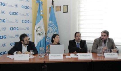 """Guatemala: Informe de CICIG señala """"secuestro de institucionalidad democrática"""""""