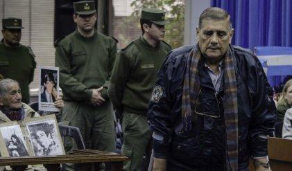 Condenado a cadena perpetua por crímenes de lesa humanidad violó la prisión domiciliaria 39 veces