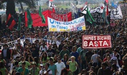 Chile: ¿cuál será el rol del movimiento estudiantil?