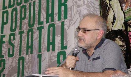 """Elisalde: """"Sarmiento es uno de los hacedores del mito de la nación argentina blanca, europea y racista"""""""