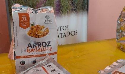 La Cooperativa La Terre lanzó nueva línea de alimento pre elaborado para montañistas