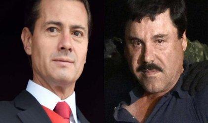 Sobornos a Peña Nieto y nexos con el ejército en el juicio al Chapo Guzmán